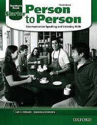 Person to Person Starter Teacher`s Book