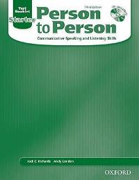 Person to Person Starter Test Booklet
