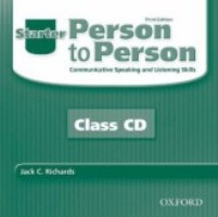 Person to Person Starter Class Audio CDs