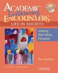 Academic Encounters Life in Society Listening SB+CD