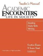 Academic Encounters Life in Society Reading Teacher's Manual