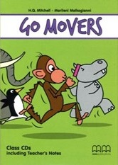 Go Movers SB+CD