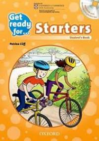 Get Ready for Starters Student`s Book and Audio CD Pack