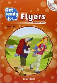 Get Ready for Flyers Student`s Book and Audio CD Pack