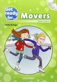 Get Ready for  Movers Student`s Book and Audio CD Pack