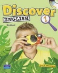Discover English 1 Workbook