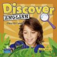 Discover English Starter Audio CDs