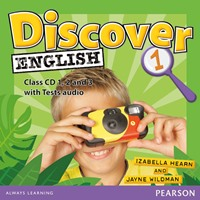 Discover English 1 Class CDs