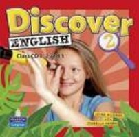 Discover English 2 Class CDs