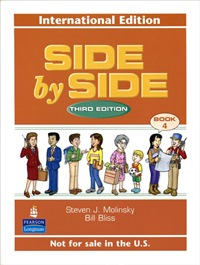 Side by Side Activity Workbook 4 Third Edition