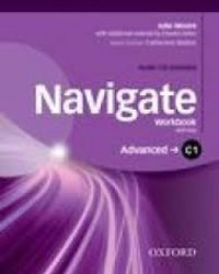 NAVIGATE C2 ADVANCED Workbook with key + Audio CD