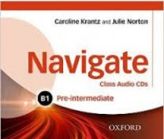 NAVIGATE B1 PRE-INTERMEDIATE Class Audio CDs