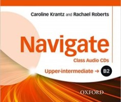 NAVIGATE B2 UPPER-INTERMEDIATE Class Audio CDs
