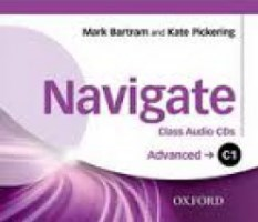 NAVIGATE C1 ADVANCED Class Audio CDs