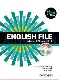ENGLISH FILE ADVANCED 3E Student's Book+ITUTOR