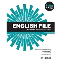 ENGLISH FILE ADVANCED 3E Workbook