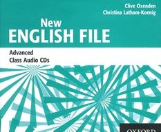 ENGLISH FILE ADVANCED 3E CLASS CD