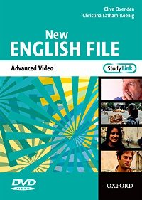 ENGLISH FILE ADVANCED 3E DVD