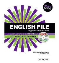 ENGLISH FILE BEGINNER 3E Student's Book+ITUTOR