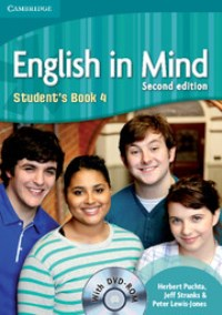 English in Mind Second Edition Student's Book 4 with DVD-ROM