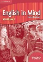 English in Mind Second Edition Workbook 1