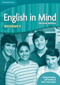 English in Mind Second Edition Workbook 4