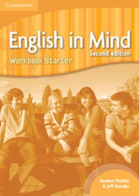 English in Mind Second Edition Workbook Starter