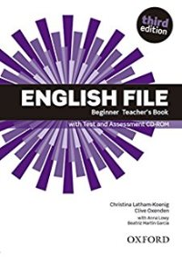 ENGLISH FILE BEGINNER 3E Teacher's Book+TEST+CD-ROM PACK