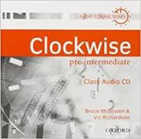 Clockwise Pre-intermediate Class CDs