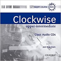 Clockwise Upper-intermediate Class CDs