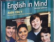 English in Mind 4 Class CDs