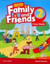 Family and Friends 2nd ED Class Book and Multi-ROM Pack 2