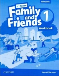 Family and Friends 2nd ED Workbook 1