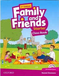 Family and Friends 2nd ED Class Book Starter