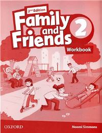 Family and Friends 2nd ED Workbook 2