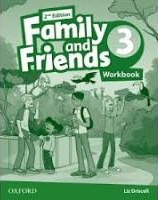 Family and Friends 2nd ED Workbook 3