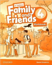 Family and Friends 2nd ED Workbook 4