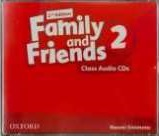 Family and Friends 2nd ED Class Audio CDs 2