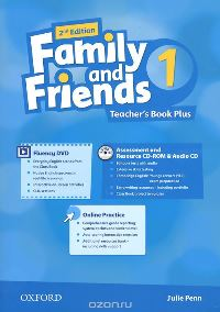 Family and Friends 2nd ED Teacher's Book 1