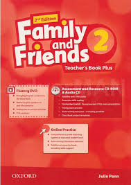 Family and Friends 2nd ED Teacher's Book 2