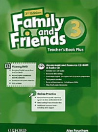 Family and Friends 2nd ED Teacher's Book 3