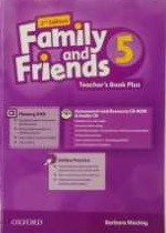 Family and Friends 2nd ED Teacher's Book 5