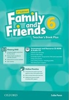Family and Friends 2nd ED Teacher's Book 6