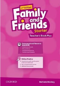 Family and Friends 2nd ED Teacher's Book Starter