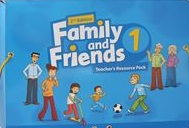 Family and Friends 2nd ED Teacher's Resource Pack 1