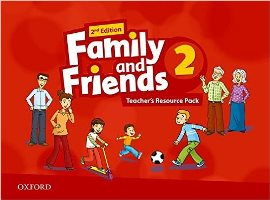 Family and Friends 2nd ED Teacher's Resource Pack 2