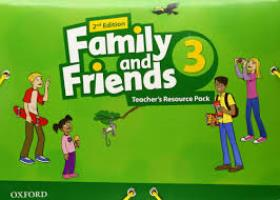 Family and Friends 2nd ED Teacher's Resource Pack 3