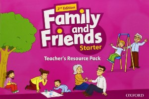 Family and Friends 2nd ED Teacher's Resource Pack Starter