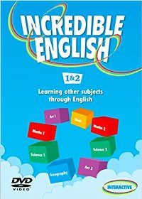 Incredible English DVD Levels 1-2