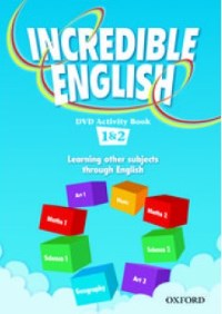 Incredible English DVD Activity Book Levels 1-2